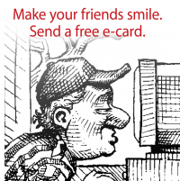 Make your friends smile. Send a free e-card.