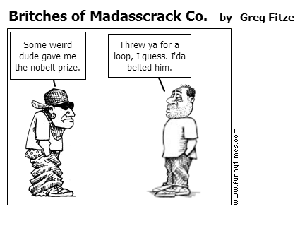 Britches of Madasscrack Co. by Greg Fitze