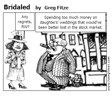 Bridaled by Greg Fitze
