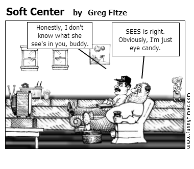 Soft Center by Greg Fitze