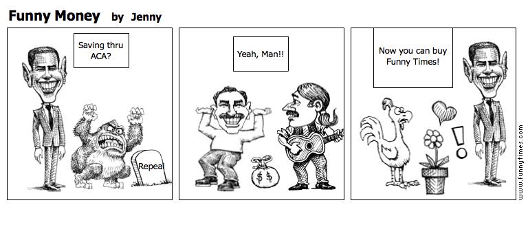 Funny Money by Jenny