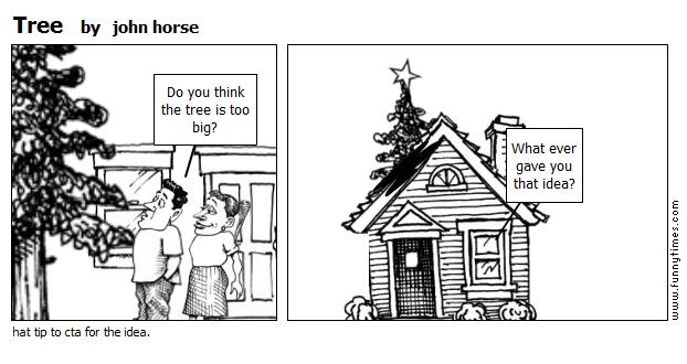 Tree by john horse