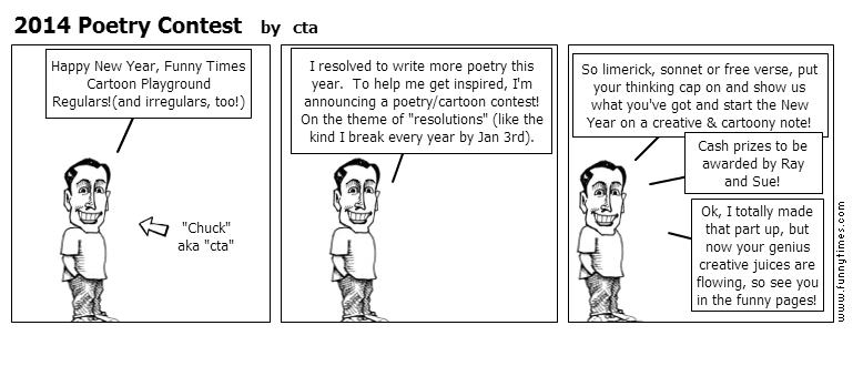 2014 Poetry Contest by cta