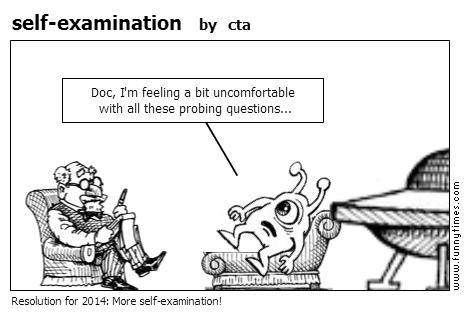 self-examination by cta