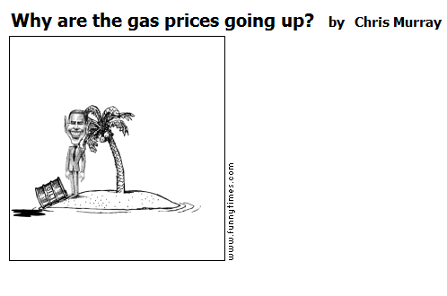 why are gasoline prices going up