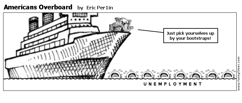 Americans Overboard by Eric Per1in