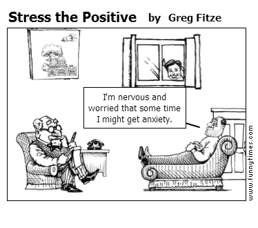 Stress the Positive by Greg Fitze