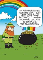 St. Patricks Day Pot of Gold