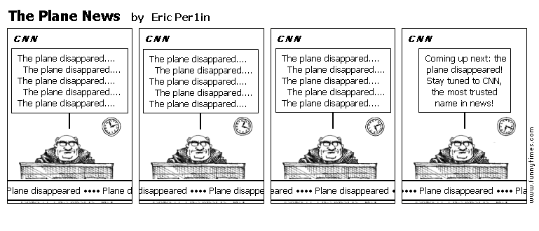 The Plane News by Eric Per1in