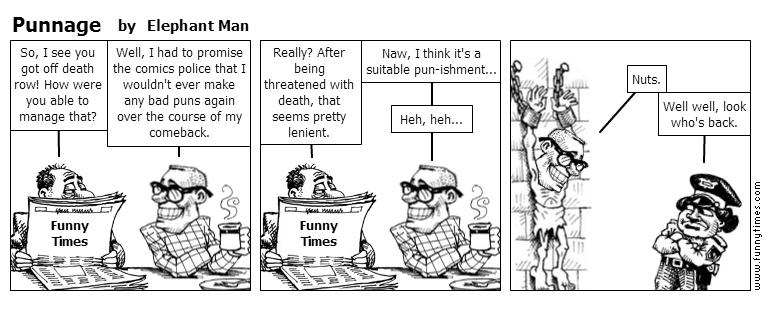 Punnage by Elephant Man