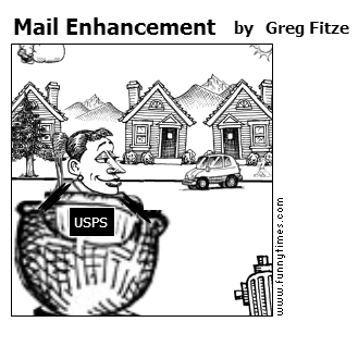Mail Enhancement by Greg Fitze