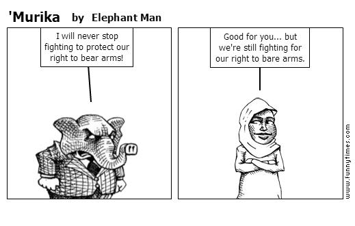 'Murika by Elephant Man