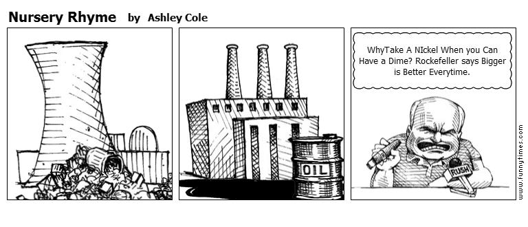 Nursery Rhyme by Ashley Cole