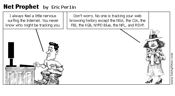 Net Prophet by Eric Per1in