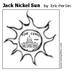 Jack Nickel Sun by Eric Per1in