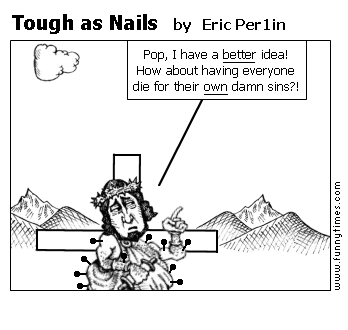 Tough as Nails by Eric Per1in