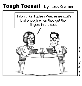 Tough Toenail by Lex Kramer