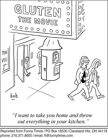 Funny food theater movie  cartoon, May 07, 2014
