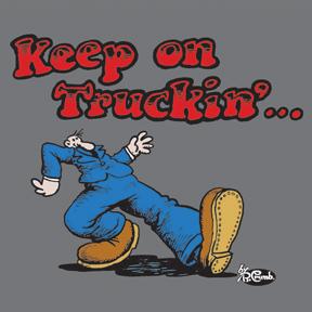 Keep on Truckin' T-Shirt