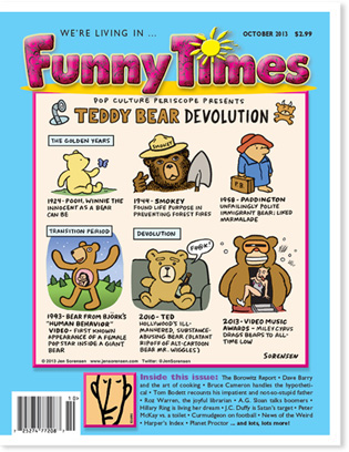 October 2013 Issue Cover