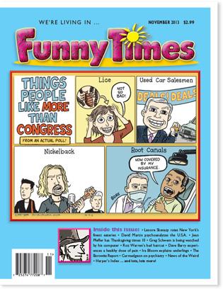 November 2013 Issue