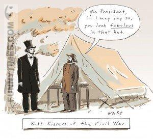 Warp - Civil War