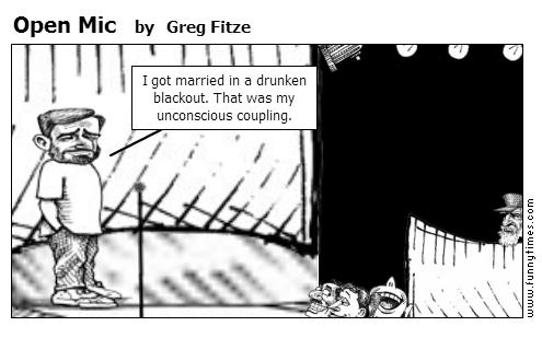 Open Mic by Greg Fitze
