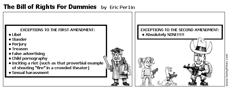 The Bill of Rights For Dummies by Eric Per1in