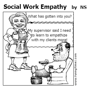 Social Work Empathy by NS