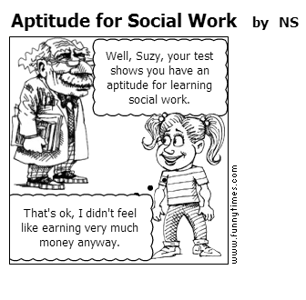 Aptitude for Social Work by NS