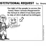 CONSTITUTIONAL REQUEST