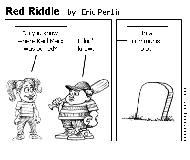 Red Riddle by Eric Per1in