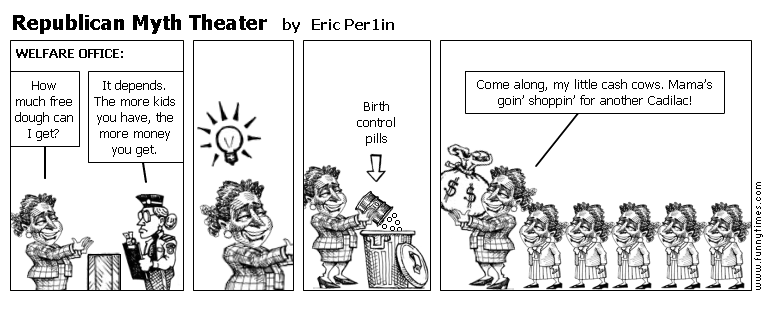Republican Myth Theater by Eric Per1in