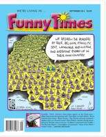 Funny Times September 2014 Issue