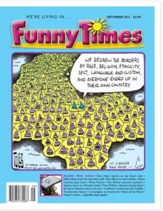 September 2014 Issue Cover