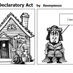 Quartering Act and Declaratory Act