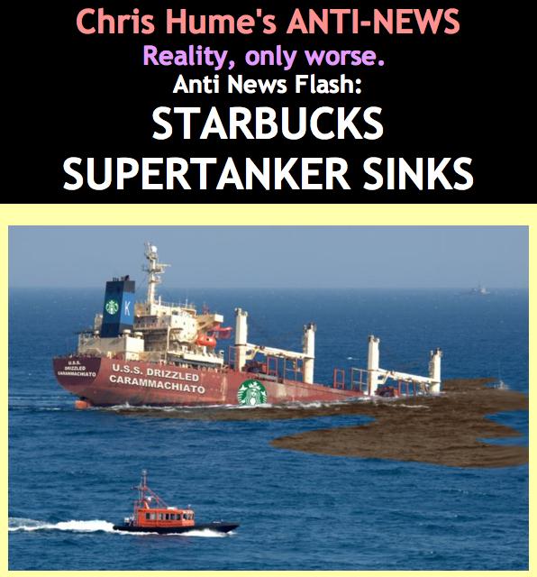 Chris Hume - Anti-News 3