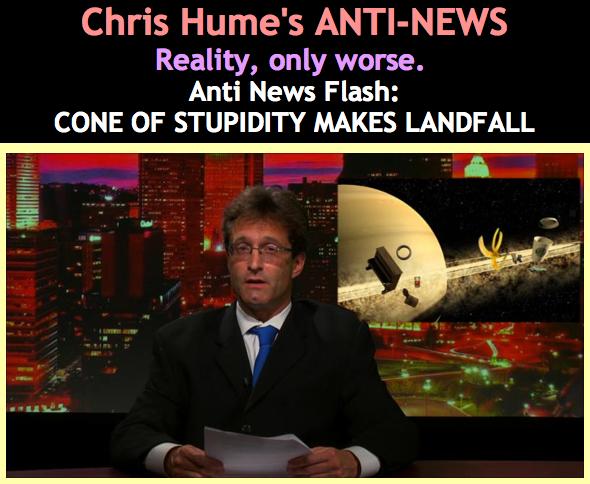 Chris Hume - Anti-News 1