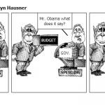 Budget cut.