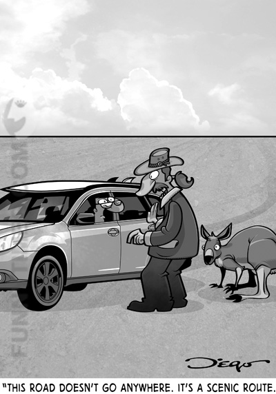 Cartoon of the Week for November 19, 2014