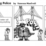 Gun Violence Among Police