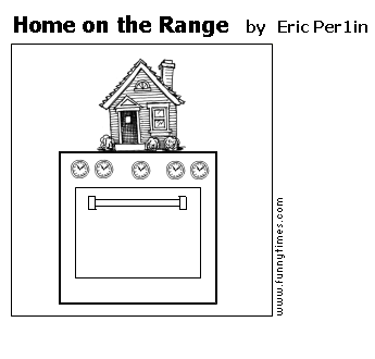 Home on the Range by Eric Per1in