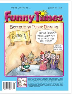 January 2015 Issue Cover