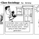 Social Adaptation for Class Sociology