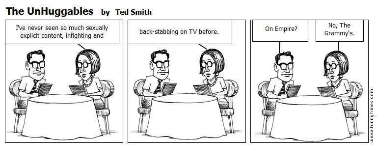 The UnHuggables by Ted Smith