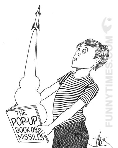 Cartoon of the Week for February 4, 2015