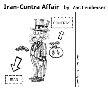 """iran contra scandals essay In interviews years later, walsh, the special counsel tasked with investigating the iran-contra scandal, said that reagan's """"instincts for the country's good were right,"""" and implied that ."""