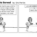 Conservative Gets Served