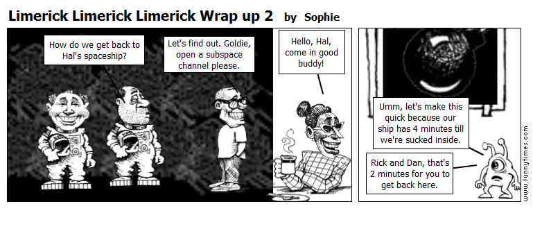 Limerick Limerick Limerick Wrap up 2 by Sophie