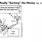 "Who's Really ""Earning"" the Money"